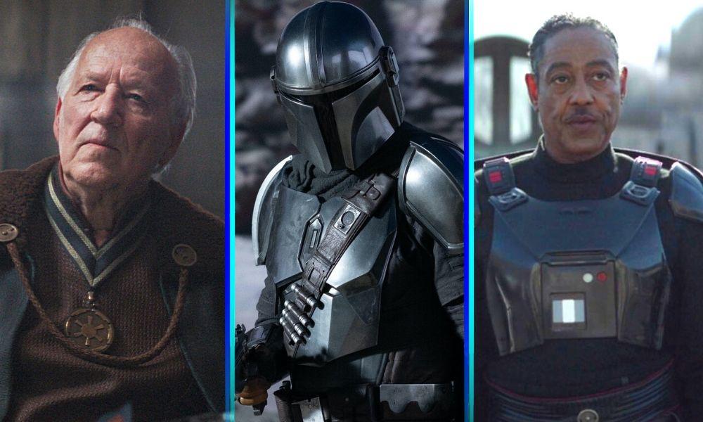 Actor de 'The Mandalorian' podría ser Professor X