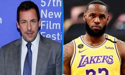 Adam Sandler y LeBron James protagonizarán 'Hustle'