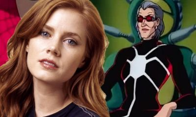 Amy Adams protagonizaría Madame Web