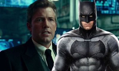 Ben Affleck podría volver como Batman