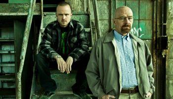 Bryan Cranston y Aaron Paul en 'Better Call Saul'