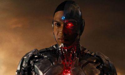 Ray Fisher habló de Cyborg en 'Zack Snyder's Justice League'