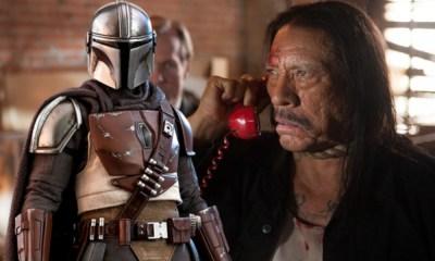 Danny Trejo podría estar en 'The Mandalorian'
