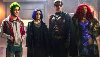 DC producirá un spinoff de Titans