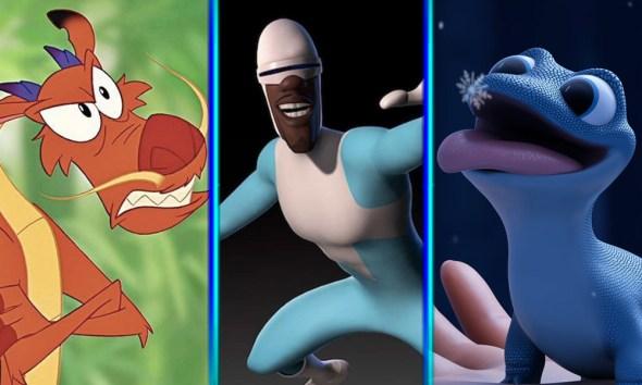Personajes de Disney que merecen un spin-off