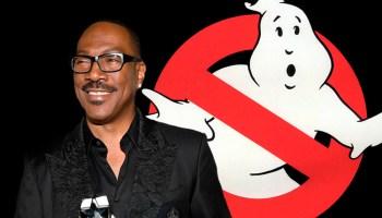 Eddie Murphy rechazó participar en 'Ghostbusters'