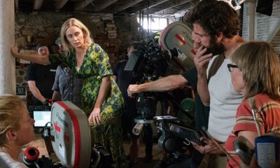 Estudios de cine opinan sobre la reapertura de California