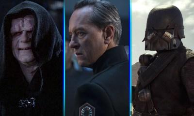 General Pryde estuvo en las películas anteriores de 'Star Wars'