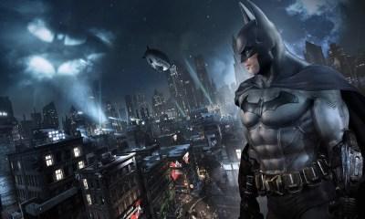 The Batman hará una verdadera Gotham City