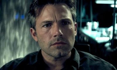 Ben Affleck habló de Justice League: Snyder Cut