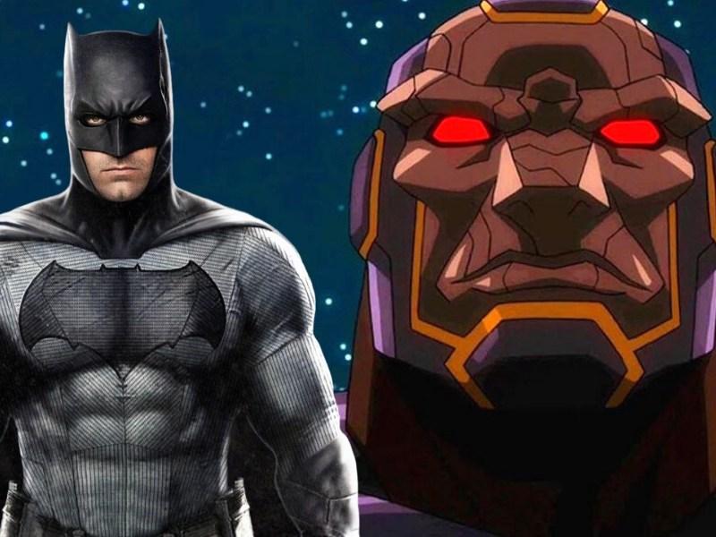 Darkseid acabó con Batman