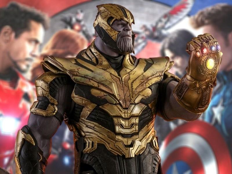 actor que interpretó a Thanos apareció en Civil War