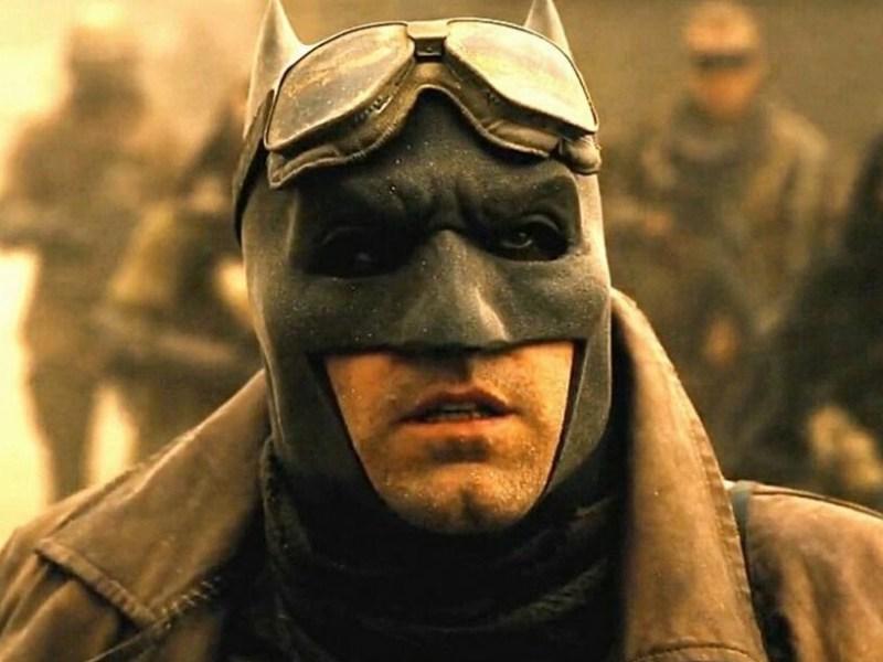Snyder explicará la pesadilla de Batman v Superman