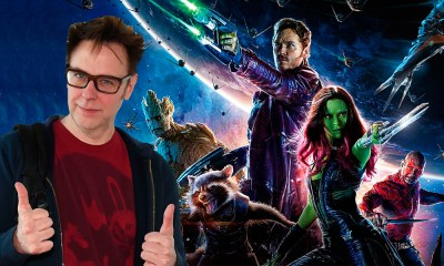 guion de 'Guardians of the Galaxy 3' está terminado