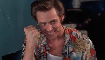 Jim Carrey casi no fue Ace Ventura