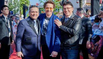 Joe Russo habló sobre regreso de Iron Man