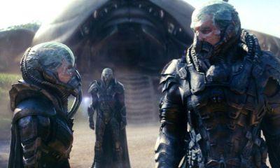 lenguaje Kryptoniano en 'Man of Steel'