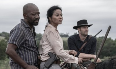 Lennie James habló de la sexta temporada de 'Fear the Walking Dead'