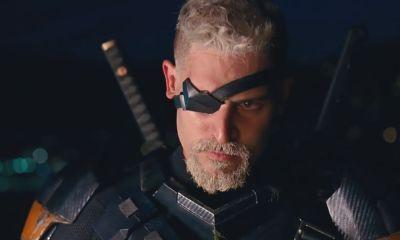 más de Deathstroke en 'Justice League: Snyder Cut'