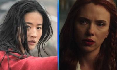 'Mulan' y 'Black Widow' sí se estrenarán en los cines