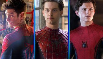 nombre del universo de películas de Spider-Man