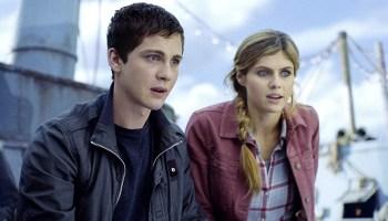 Posible cameo de Logan Lerman en la serie de Percy Jackson