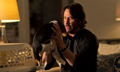 perro de John Wick casi es eliminado del guion