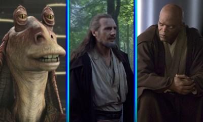 Qui-Gon Jinn en la serie de Obi-Wan Kenobi