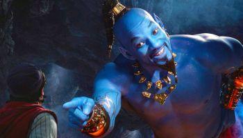spin-off de Genie de Aladdín