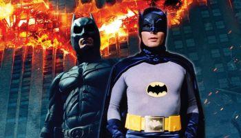 'The Dark Knight' tributo a la serie de los 60