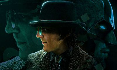The Riddler en The Dark Knight Rises