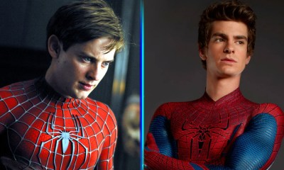 Tobey Maguire regresaría en el live-action del Spider-Verse
