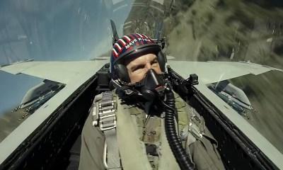 Top Gun: Maverick no usó CGI