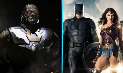 baby Darkseid aparecerá en 'Zack Snyder's Justice League'