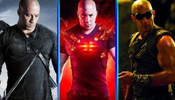 Vin Diesel acabará pronto guion de Riddick 4