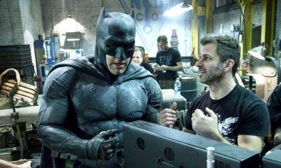 Warner impulsaría el regreso de Ben Affleck como Batman