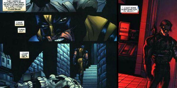 ¿Así será en el MCU? Winter Soldier habría ayudado a crear a Wolverine wolverine-comic-origin-winter-soldier-600x300
