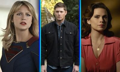 Leviathan en Supergirl Supernatural y Agent Carter
