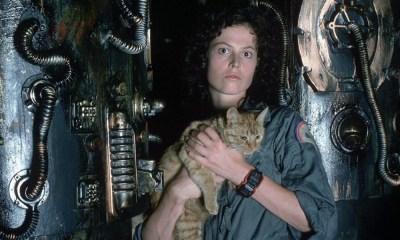 Sigourney Weaver habló de su regreso a Alien