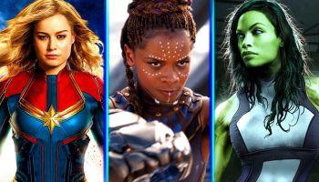 Captain Marvel levantará el Mjolnir
