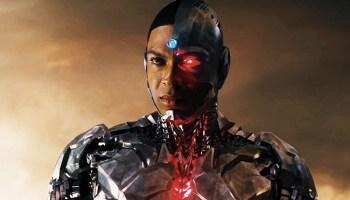 Nueva imagen de Cyborg en Zack Snyder's Justice League