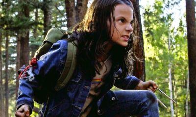 Dafne Keen como Wolverine
