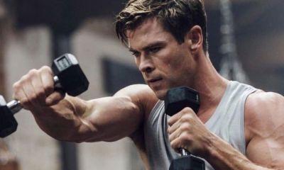 Entrenamiento más difícil de Chris Hemsworth