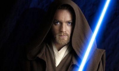 estatua de Obi-Wan