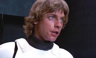 diálogo Luke de A New Hope fue improvisado