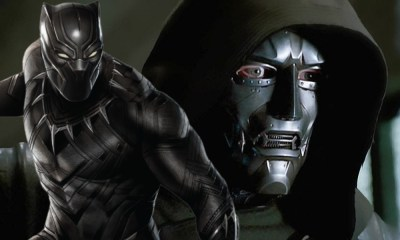 Fan póster de 'Black Panther 2' con Doctor Doom