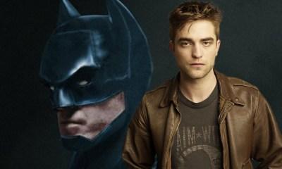 Fotos del entrenamiento de Robert Pattinson para 'The Batman'