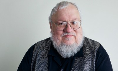 George R.R. Martin habló del lanzamiento de 'The Winds of Winter'