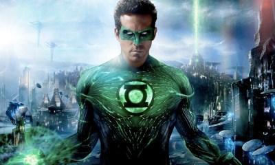 Gold Lantern es el Green Lantern del futuro