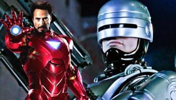 Iron Man copió una escena de RoboCop 2